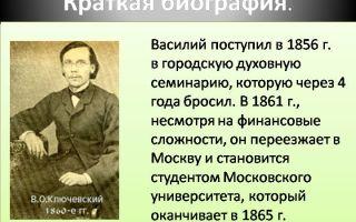Краткая биография юнсон