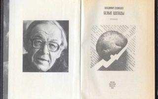 Сочинения об авторе дудинцев