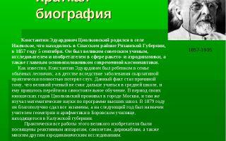 Краткая биография эмис к. у.