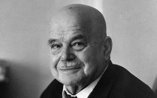 Краткая биография шкловский